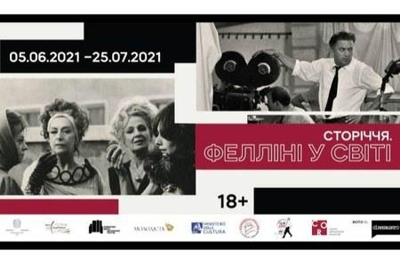 """Ucraina – """"Il Centenario. Fellini nel mondo"""""""